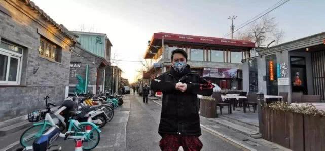 """台青看大陆丨""""疫""""路歌者杨品骅"""