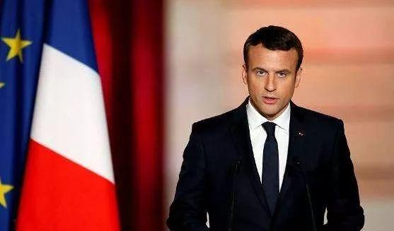 刚刚,法国总统内部讲话流出,西方世界一片哗然!
