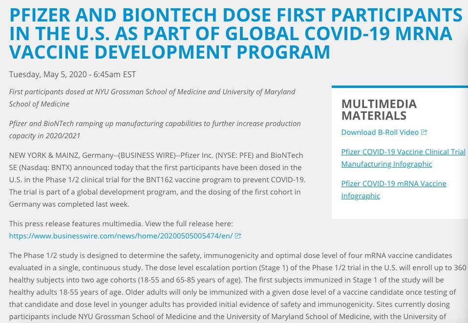 【摩天注册】瑞与摩天注册德国BioNTech合作图片