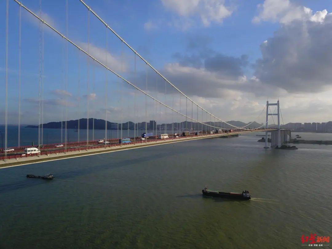 专家谈虎门大桥涡振大桥高德注册无,高德注册图片