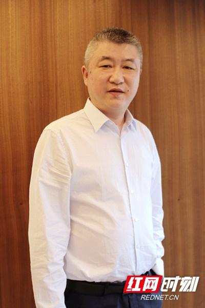 """【遇见大咖】复地产发樊黎:以""""产业发展""""为战略方向持续深耕长沙"""