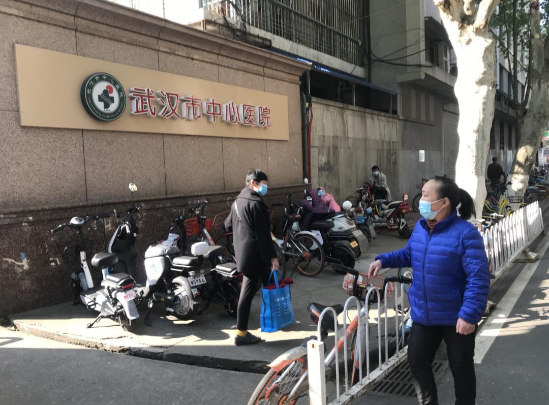五个武汉人的解封生活:感恩、奉献和担忧图片