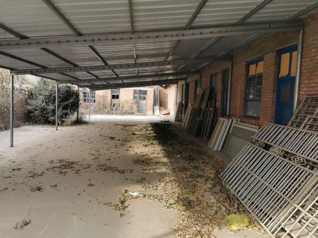 开展非法肾移植手术场地,位于河北新河县一废弃厂房。新京报记者 李英强 摄
