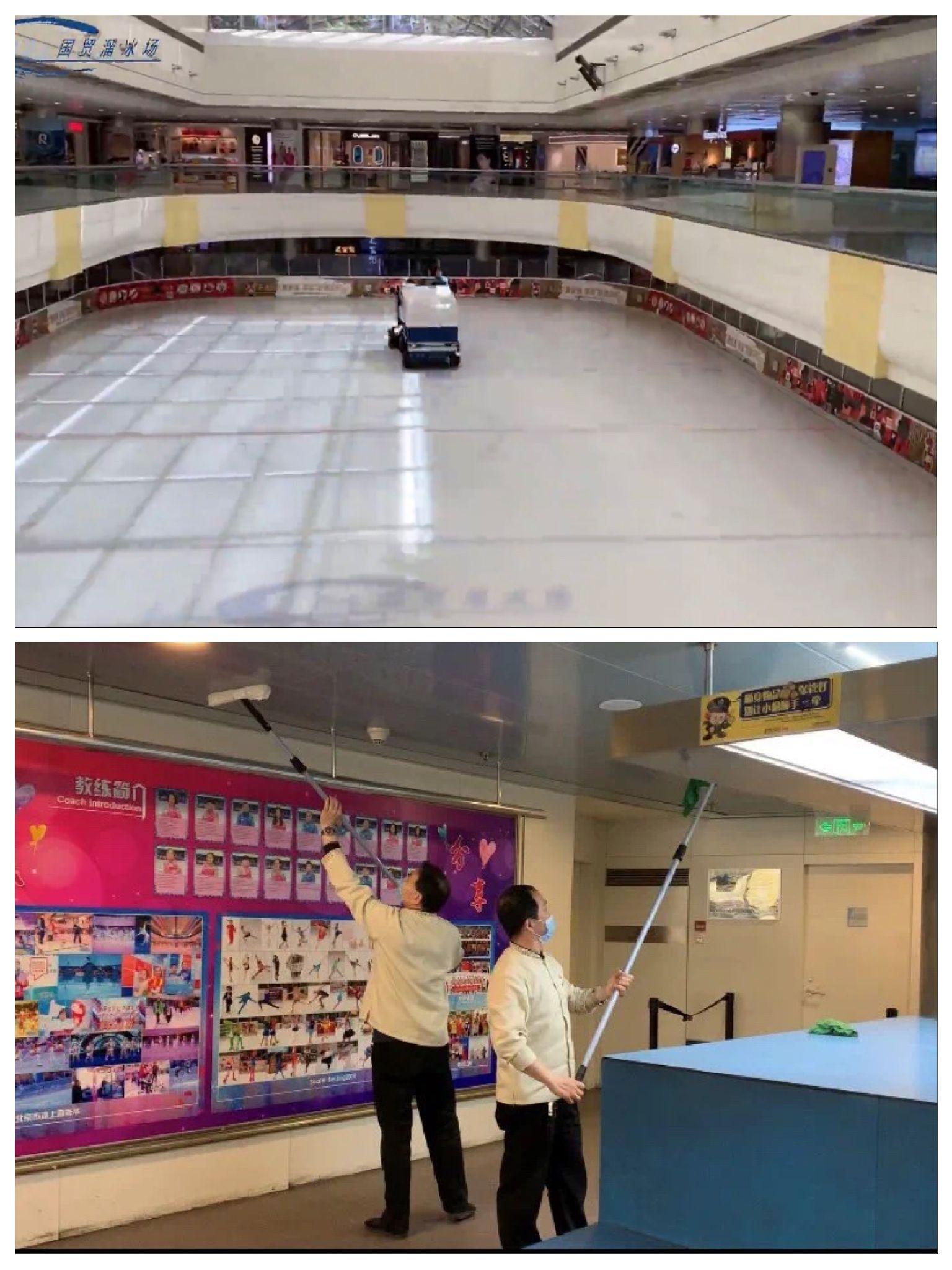 【摩天注册】场SKP生日庆重启北京商摩天注册场复工图片