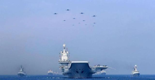 国产航母等新式舰艇不断服役,中国海军实力堪称西太第一