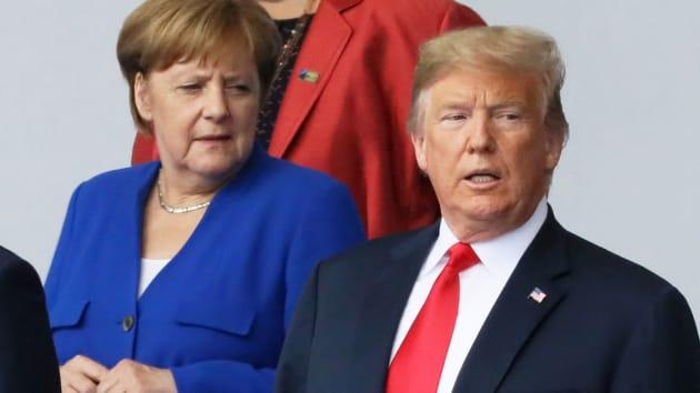 """德国联邦情报局驳斥""""病毒源于武汉病毒所""""言论:美国政客在转移视线"""
