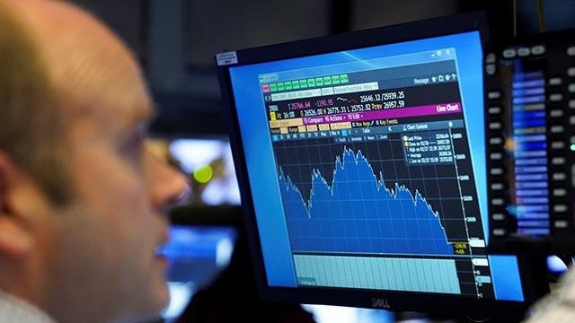 """""""末日博士""""鲁比尼谈美股反弹:估值不合理 经济不会V型复苏丨大咖录"""