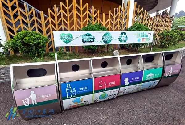 「摩天代理」1500个自然摩天代理村全部开展垃圾图片