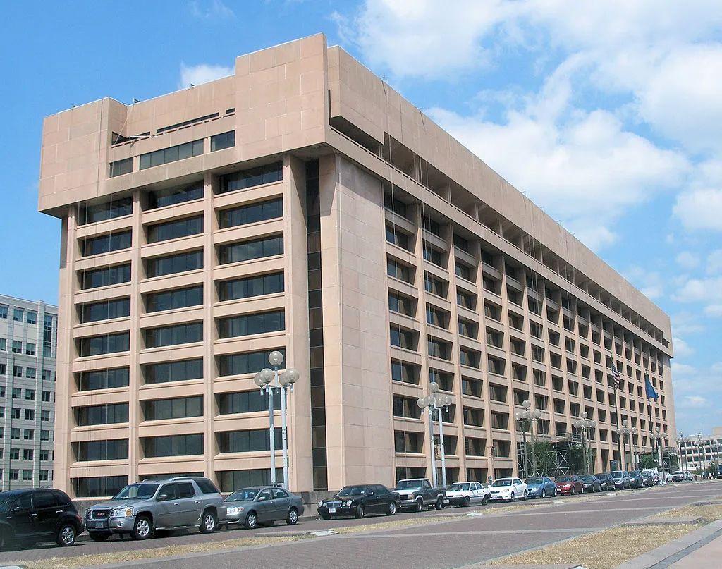 ▲美国邮政局总部