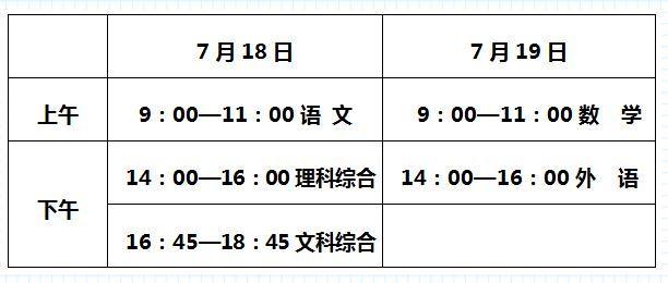 「天富」河北中考时间确定7月18日至19天富日举行图片