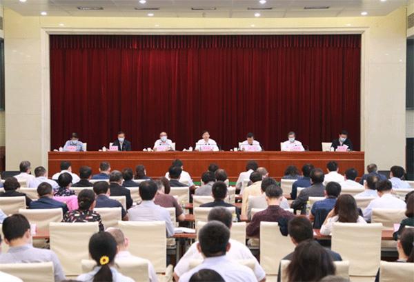 刘实已经出任中央纪委国家监委驻国办纪检监察组组长图片