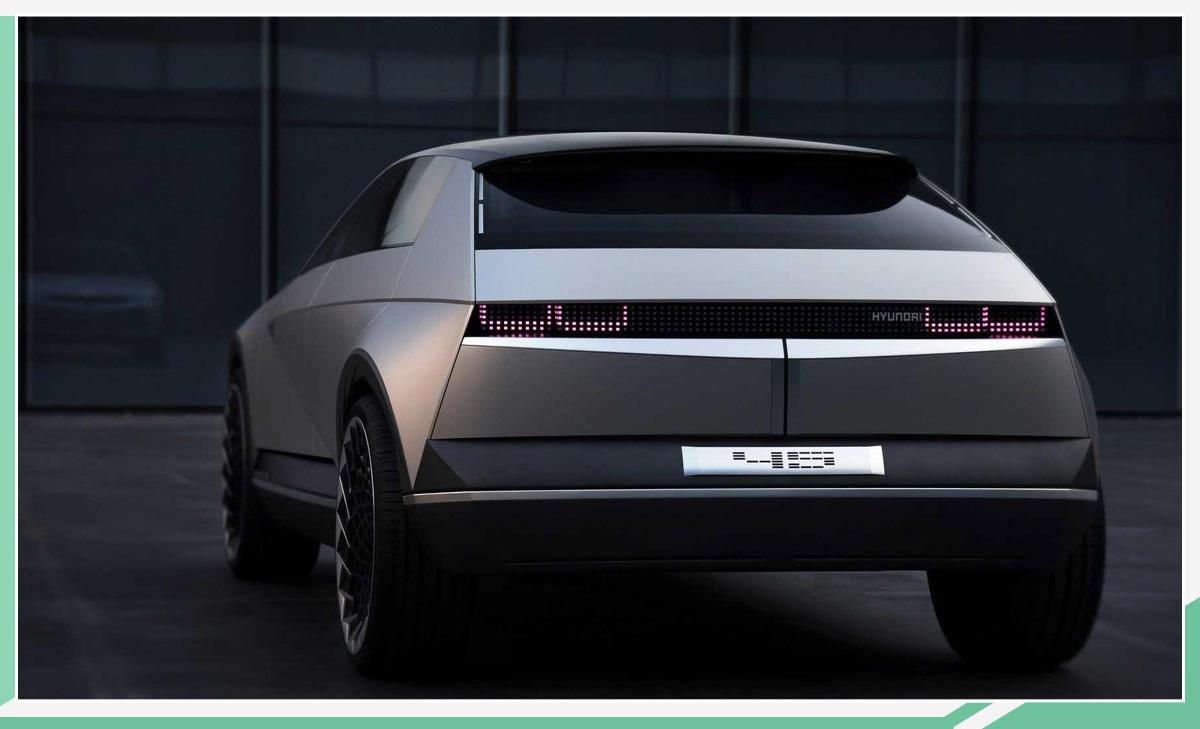 电动模块化平台打造 现代45量产版车型谍照曝光