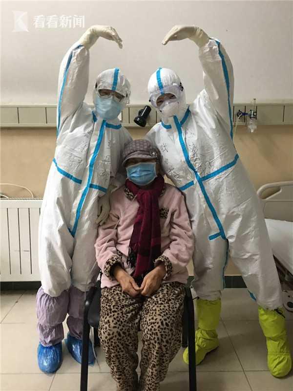 [摩天平台]时间最长的新冠摩天平台肺炎患者痊愈出图片