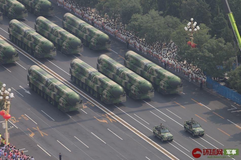胡锡进看到了什么,强烈主张中国扩大核力量图片
