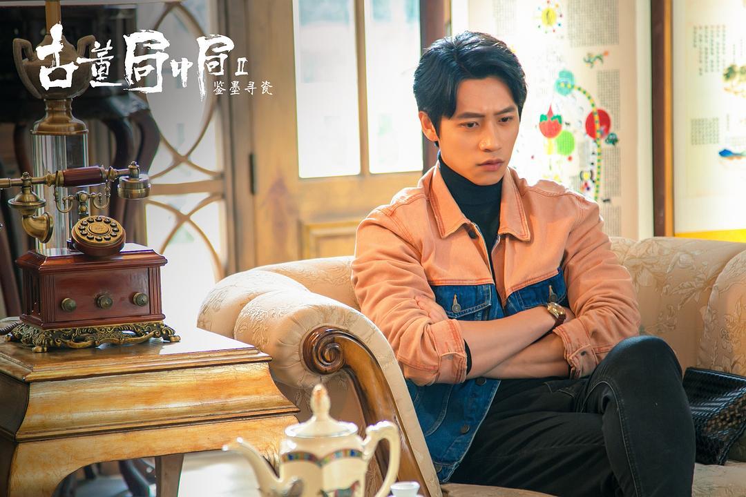 《古董局中局2》演药不然,魏晨:变脸分寸最难把握图片