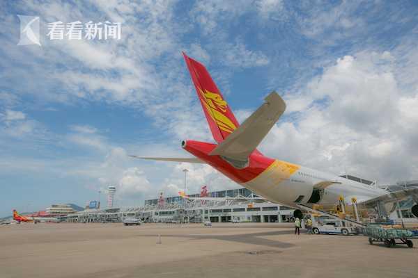 【天富】局支持外航在海南经营客天富货运第七图片