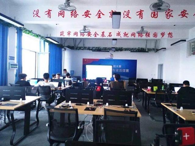 青岛市技师学院选手将代表山东省参加第46届世赛网络安全项目全国选拔赛