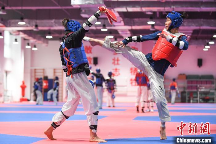 中国跆拳道已获5张奥运入场券 男子有望再争两席