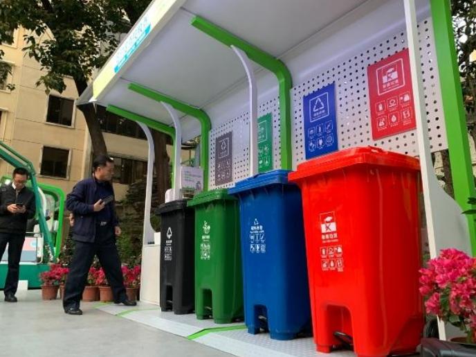 广州:垃圾分类做得好,个人可奖1000元图片