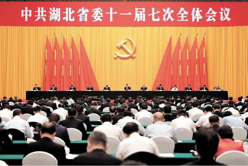"""80后厅官成湖北省委委员 曾是""""中国最年轻市长""""图片"""