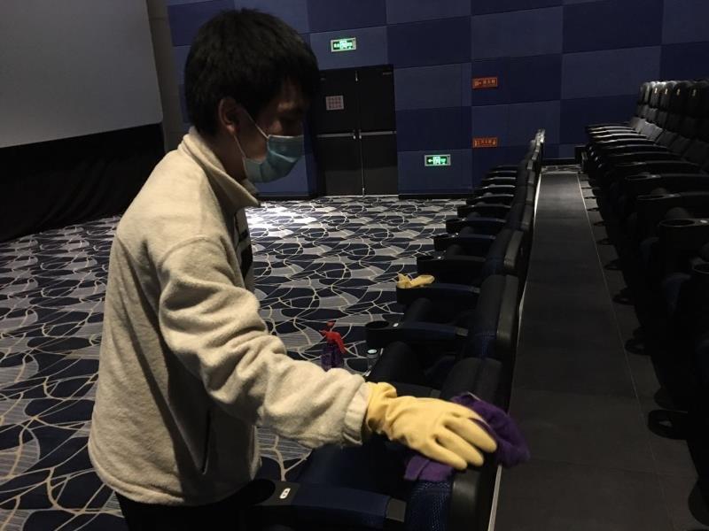 观众调查丨影院只要做好防护,有喜欢新片就一定去看图片