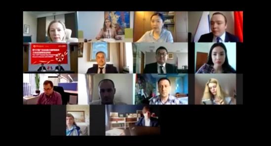 俄亚工企联:首次在线举行的广交会将促进俄中贸易