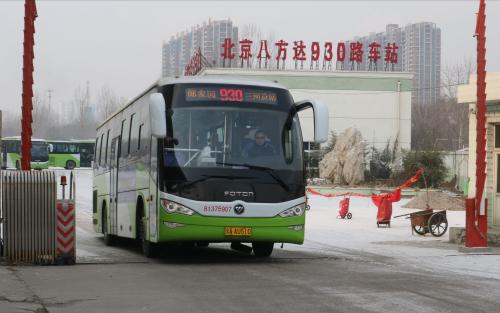[摩天测速]5条京冀摩天测速跨省公交线路暂缓恢复运图片