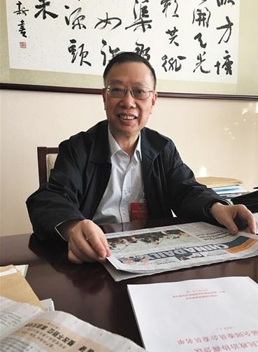 """专访黄洁夫:器官移植条例修订应写入""""公民自愿捐献""""图片"""