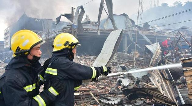 温岭槽罐车爆炸致19人死亡 涉事公司四年有11次处罚