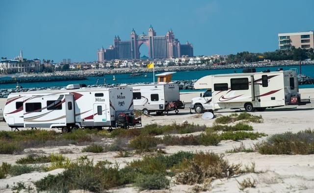 体育场所、海滩……迪拜更多领域解除防疫禁令