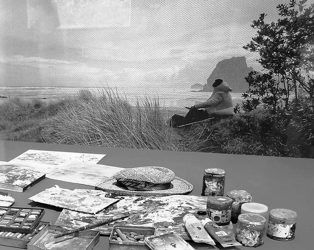 李可染长子、85岁李玉双举办个展 疫情期间每天作画4小时