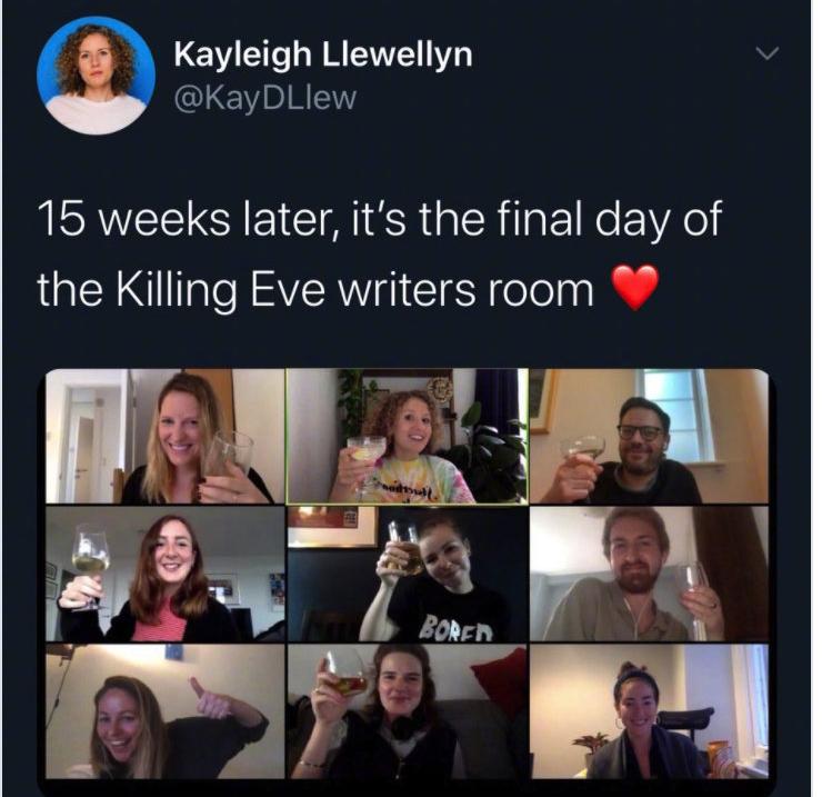 《杀死伊芙》编剧团队不含有色人种,被批缺乏多样性图片