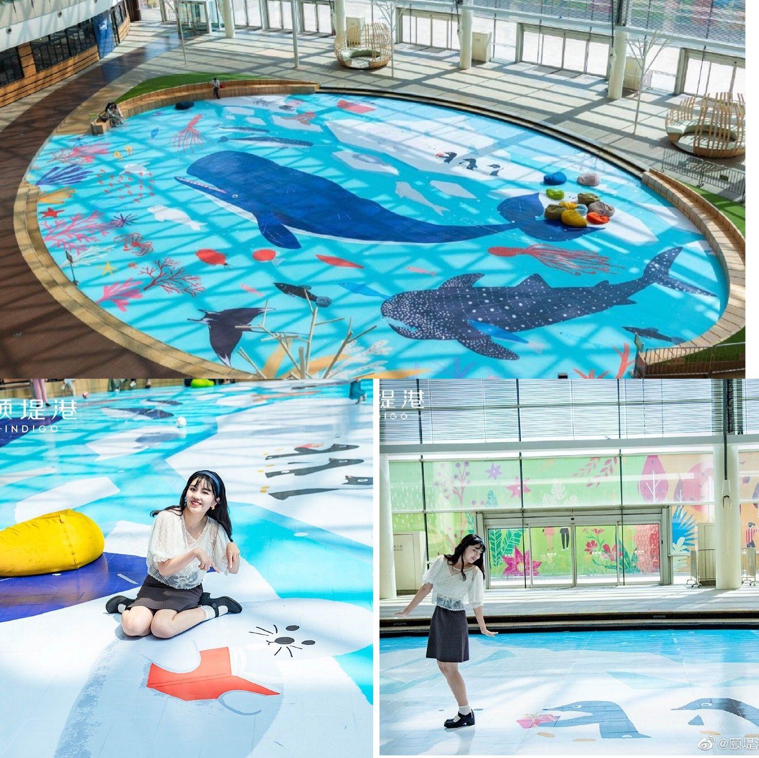上新丨商场里的水族馆、摩天轮,带你度过一个治愈的夏天图片