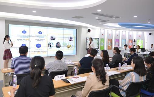 产教融合、国际合作、线上教学……上海商业会计学校打造职业教育新式课堂
