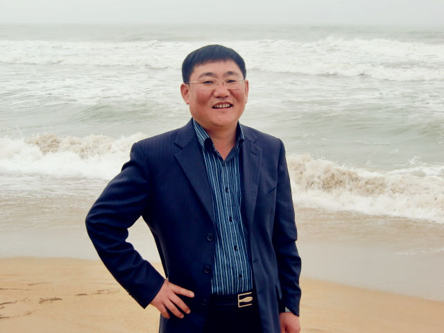 """""""西瓜大王""""潘孝海:保价保供是新发地同仁的一份责任图片"""