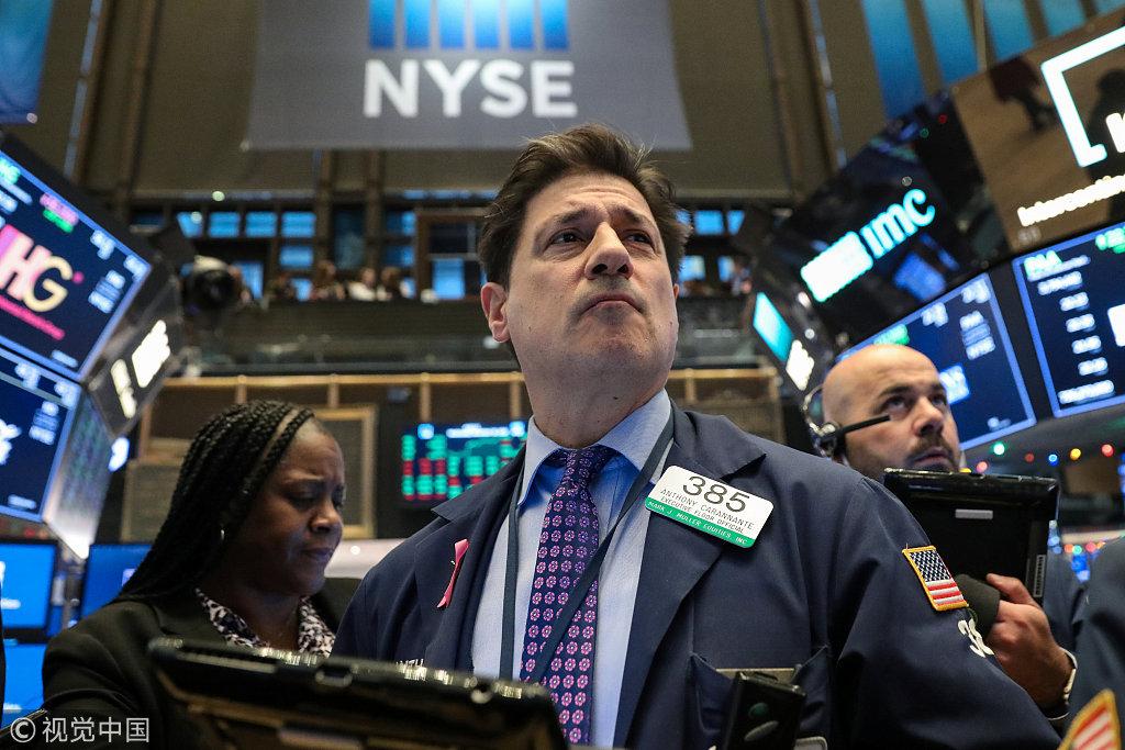 """美联储出手买公司债美股反转 疫情下""""从救急转向救穷""""图片"""