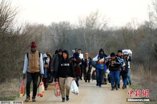 欧洲边境管理局担忧出现新一轮难民潮
