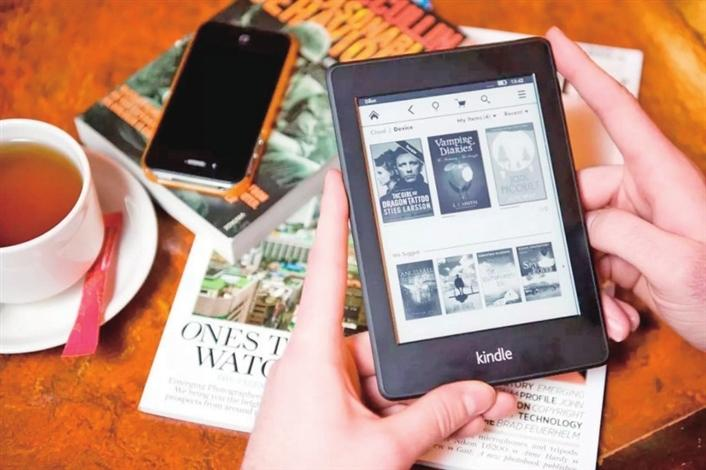 Kindle电子书 推荐人:戴珊珊