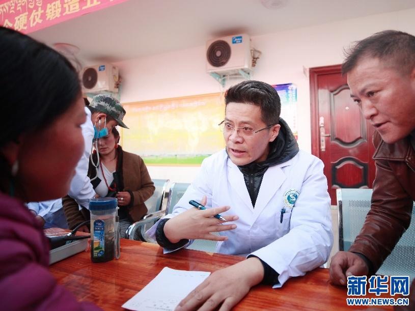 大连医疗援藏填补西藏那曲索县医学科研空白