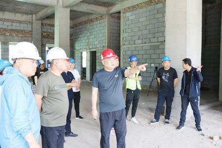 灵石县交通综合枢纽站项目建设有序推进