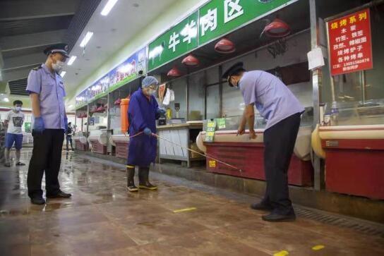 东城居民可以放心购买食品 14个农产品市
