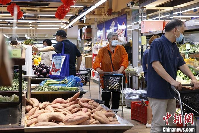北京:紧盯蔬菜水果价格投诉举报 坚持快查快处图片