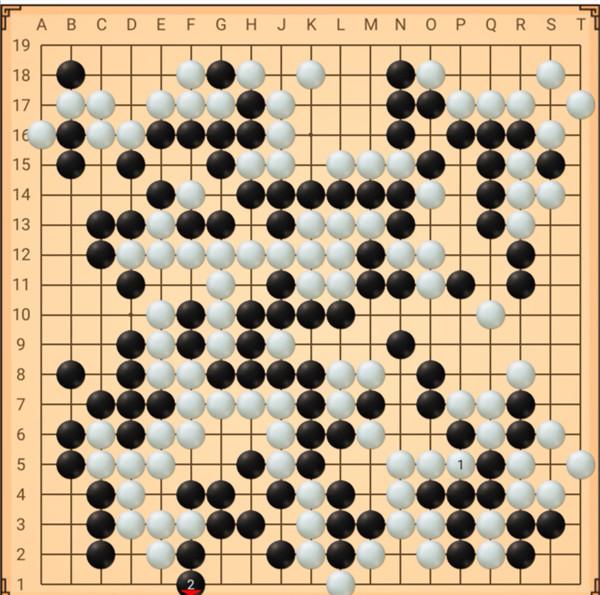 马桥杯中国围棋新人王决赛 屠晓宇险胜王星昊夺得冠军