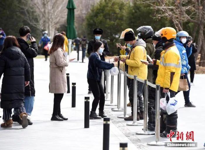 北京多名餐馆工作人员确诊,还能安心叫外卖吗?图片