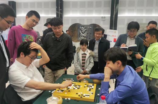 梦百合杯世界围棋公开赛再度推迟