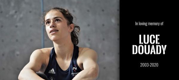 《【煜星网上平台】16岁攀岩天才少女坠崖身亡 原计划参东京奥运会》