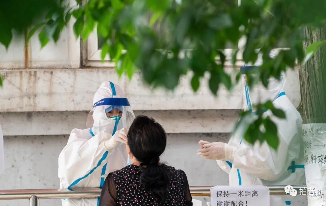 多图直击北京核杏悦酸检测实验室日均4,杏悦图片