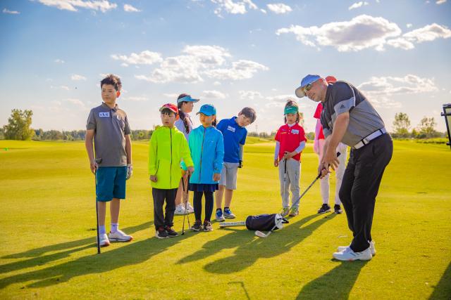 一夏让你爱上高尔夫!美国PGA高尔夫学院夏令营正式启动