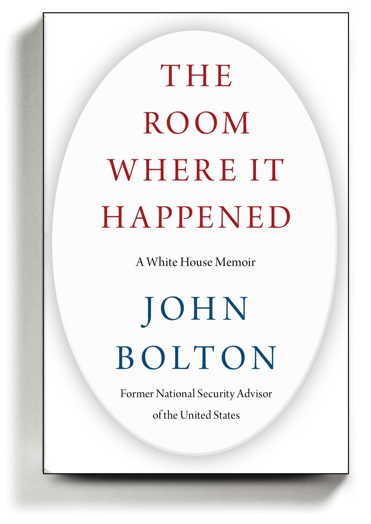 博尔顿的书将于6月23日出版 (图源:Googlereads)