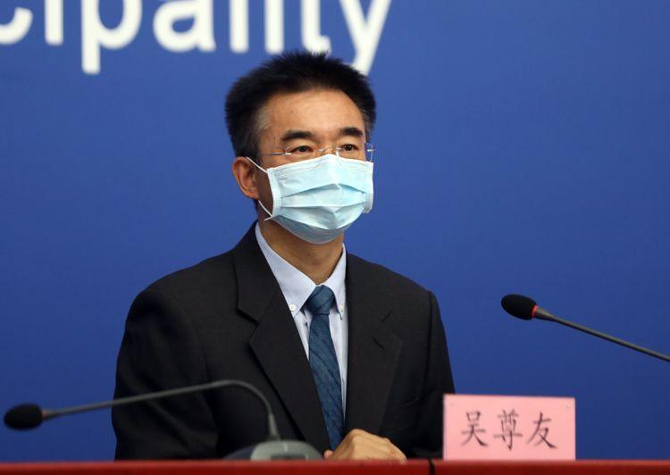中疾控吴尊友:北京疫情已经控制住了图片